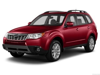 2013 Subaru Forester 2.5X Limited at SUV