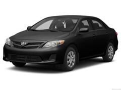2013 Toyota Corolla CE (A4) Sedan