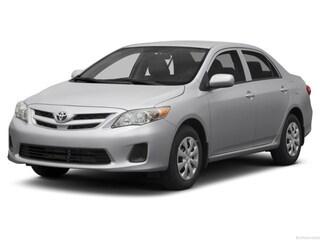 2013 Toyota Corolla LE (A4) Sedan