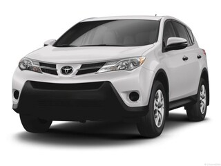 2013 Toyota RAV4 XLE (A6) SUV