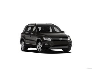 2013 Volkswagen Tiguan 2.0 TSI SUV