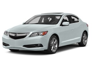 2014 Acura ILX Base w/Premium Package Sedan