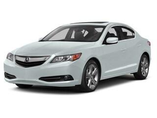 2014 Acura ILX Base w/Technology Package Sedan