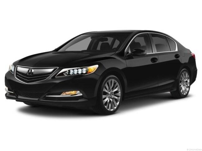 2014 Acura RLX Base w/Technology Package Sedan