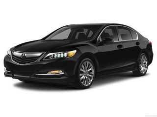 2014 Acura RLX Base w/Elite Packge Berline