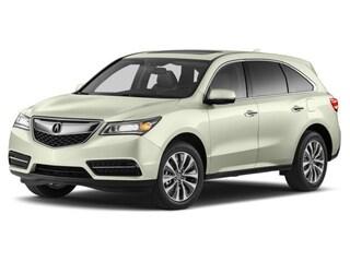 2014 Acura MDX Elite at SUV