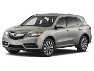 2014 Acura MDX Elite Package SUV