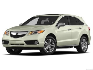 2014 Acura RDX Base w/Technology Package SUV