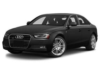 2014 Audi A4 2.0 8sp Tiptronic Komfort Sedan