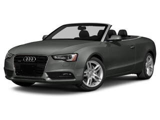 2014 Audi A5 2.0 Technik Convertible