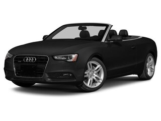 2014 Audi A5 2.0 Technik Convertible