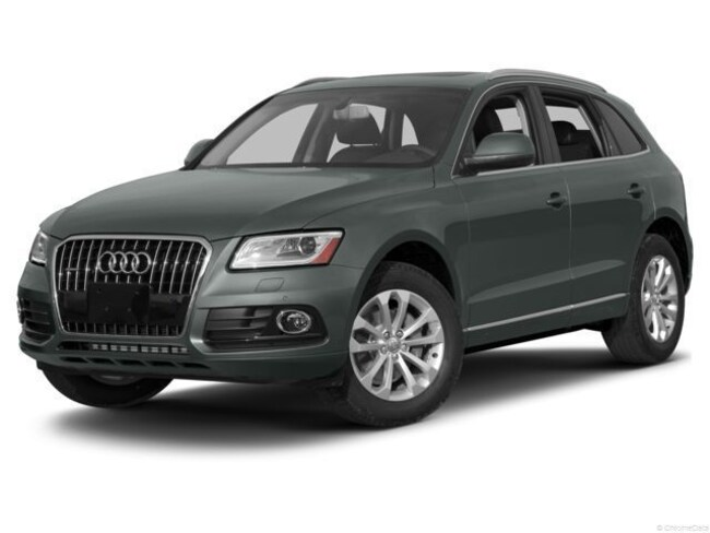 Used Audi Q For Sale Kenora ON - Audi q5 family car