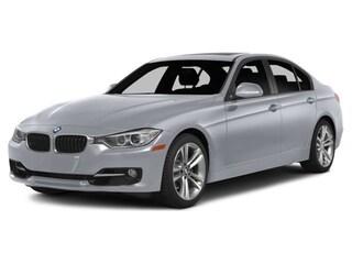 2014 BMW 320i Xdrive Sedan Sport Line Sedan