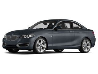 2014 BMW 228i Coupe Sport Line Coupe
