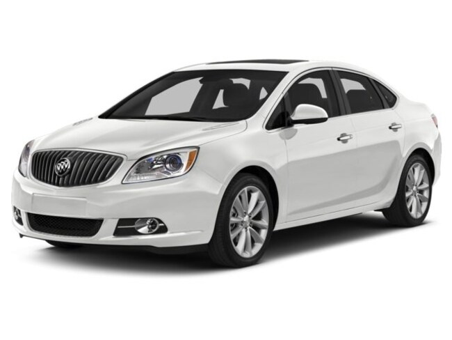2014 Buick Verano AUTO WHITE DIAMOND CLEAN CAR Car