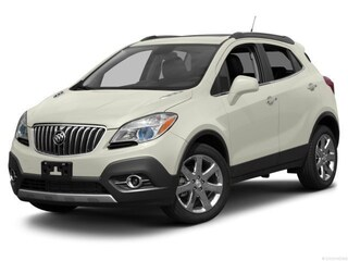 2014 Buick Encore Moonroof, Leather, Bluetooth, Camera SUV Automatic