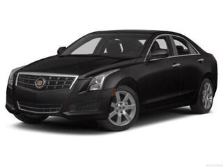 2014 Cadillac ATS 2.0L Base AWD Navigation, Leather Sedan