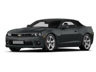 2014 Chevrolet Camaro 2LT Convertible Automatic