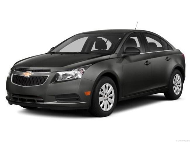 2014 Chevrolet Cruze LTZ 100%no Accidents/Navigation/Power Sunroof/Back 4-Door Sedan