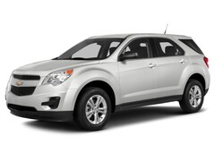 2014 Chevrolet Equinox LS AWD LOCAL TRADE IN *100% CLEAN CARFAX* SUV