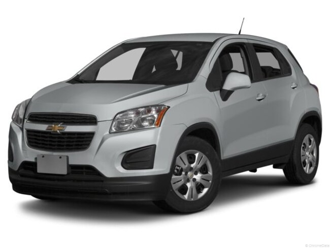 2014 CHEVROLET TRAX GREAT GAS MPG -- NEW TIRES -- LOTS OF SPACE! SUV