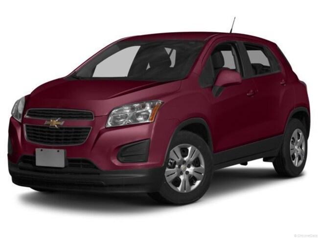 2014 CHEVROLET TRAX LT --AWD -- LOCAL CAR -- GREAT GAS MPG!! SUV