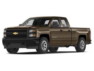 2014 Chevrolet Silverado 1500 WORK TRUCK W/1WT Truck Double Cab