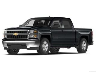 2014 Chevrolet Silverado 1500 2LT Camion cabine Crew