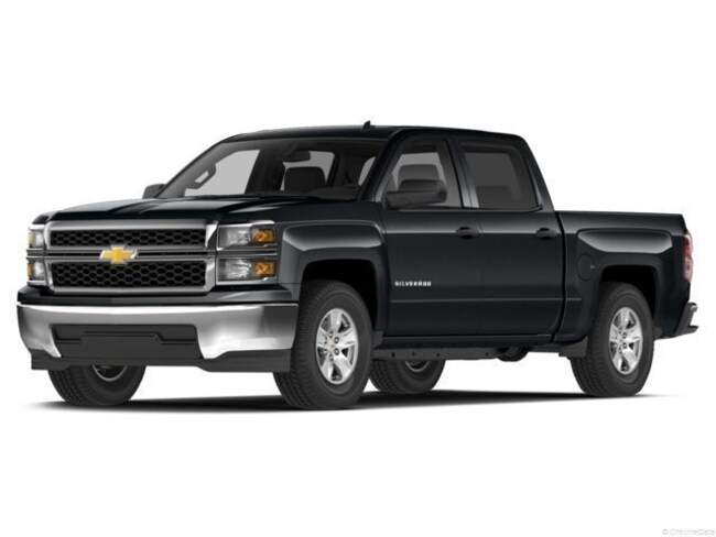 2014 Chevrolet Silverado 1500 2LT Truck Crew Cab