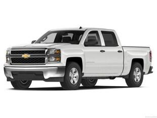 2014 Chevrolet Silverado 1500 Camion cabine Crew