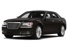 Used 2014 Chrysler 300 WITH LEATHER AWD Sedan 2C3CCARG9EH105833 for sale in Calgary, Alberta