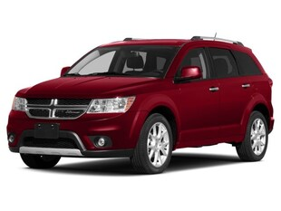 2014 Dodge Journey R/T All Wheel Drive SUV