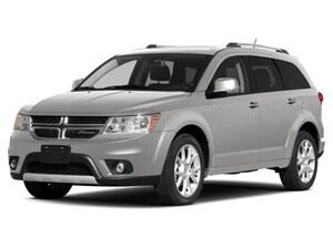 2014 Dodge Journey R/T | AWD | DVD Entertainment