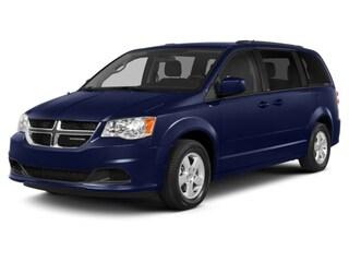 2014 Dodge Caravan (Inactive)