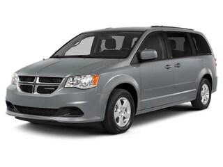 2014 Dodge Grand Caravan Crew Van