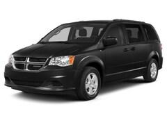 2014 Dodge Grand Caravan Crew Van Passenger Van