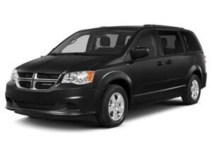 2014 Dodge Grand Caravan Crew
