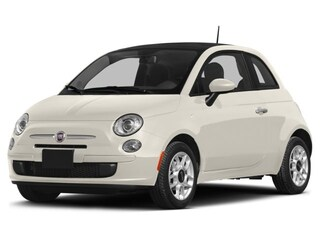 Bargain Used 2014 FIAT 500 Pop, Automatic, A/C Hatchback F2J1935A for Sale in Vancouver BC