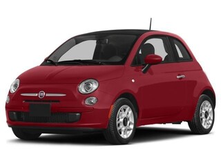 2014 FIAT 500 Sport - Sunroof & Only 24,000 km! Hatchback