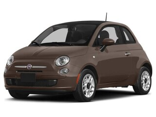 2014 FIAT 500 Lounge|Sunroof|Bluetooth|Leather|Heated Front Seat Coupe