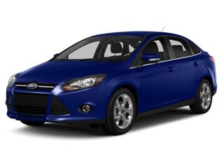 2014 Ford Focus Titanium Sedan