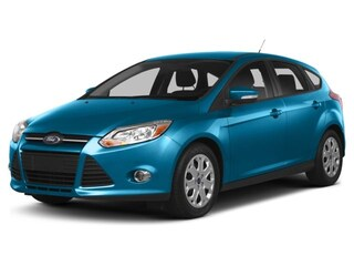 2014 Ford Focus SE - Low Mileage Hatchback