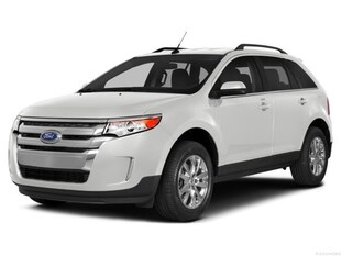 2014 Ford Edge SEL AWD, Navi, Back Up Cam, Pano Roof! SUV
