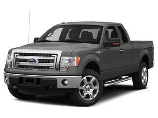2014 Ford F-150 4x4 - Supercab XLT- 145 WB Truck SuperCab