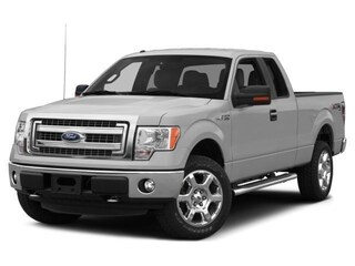 2014 Ford F-150 EXTENDED CAB -- LEATHER -- LONG BOX Truck SuperCab