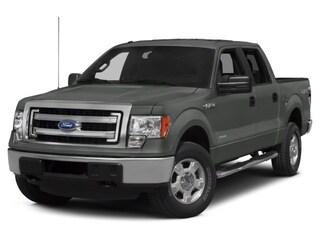2014 Ford F-150 XLT Truck SuperCrew Cab