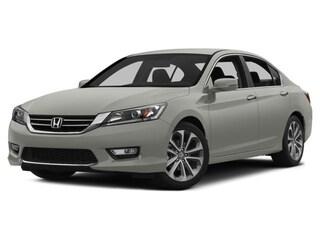 2014 Honda Accord Sedan L4 Sport CVT Sedan