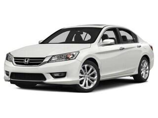 2014 Honda Accord L4 TOUR CVT - BACKUP CAM | LEATHER | NAVI Sedan