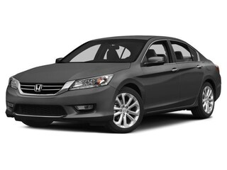 2014 Honda Accord TOURING - 0 ACCIDENTS, CERTIFIED, NAV, LEATHER,BLUETOOTH MIDSIZE 1HGCR2F98EA802349