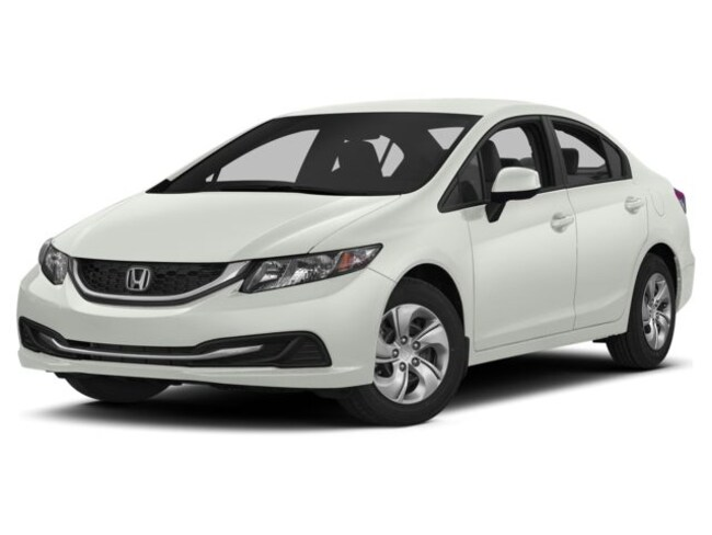 2014 Honda Civic Sedan DX Sedan